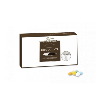 Confetti Maxtris al cioccolato Rosa
