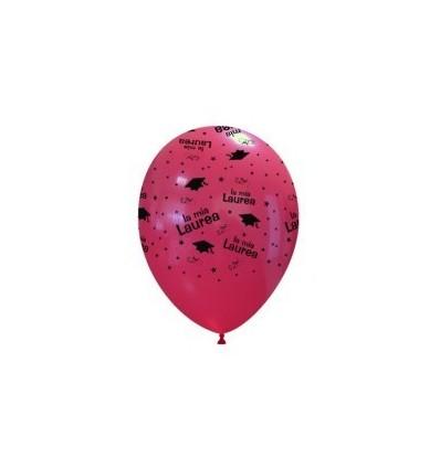 """Palloni ad elio 12"""" Laurea"""