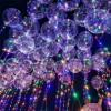 Palloni Crystal B-loon led multicolr