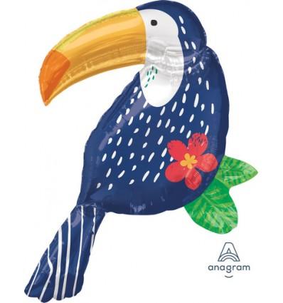Palloncino Tropical Jungle Toucan