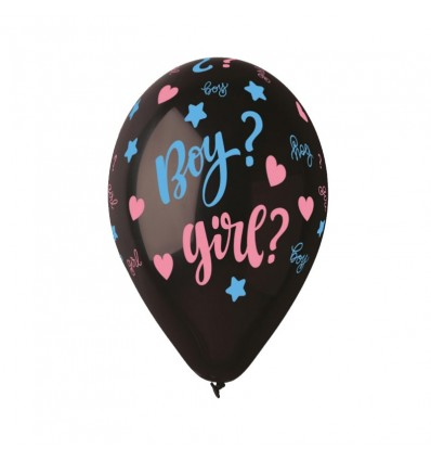 Palloncini Boy E girl
