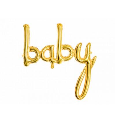 Palloncino scritta Baby
