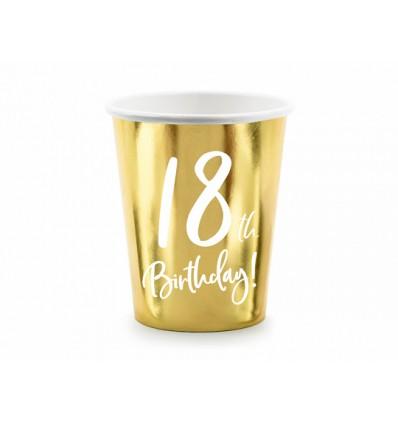 Piatti 18th birthday Oro