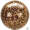 Palloncino sfera giraffa
