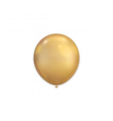 100 Palloncini Qualatex Oro