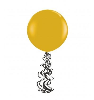 6 Codine bianche per palloncini
