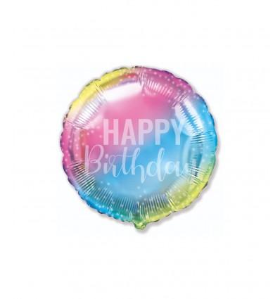 Palloncino Torta Happy Birthday